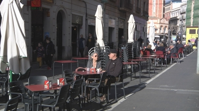 No es cobrarà la taxa de terrasses a bars i restaurants mentre hi hagi l'estat d'alarma