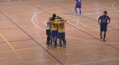 Salou FS - Olímpic Floresta (3-3)