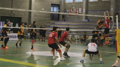 El millor any del voleibol local